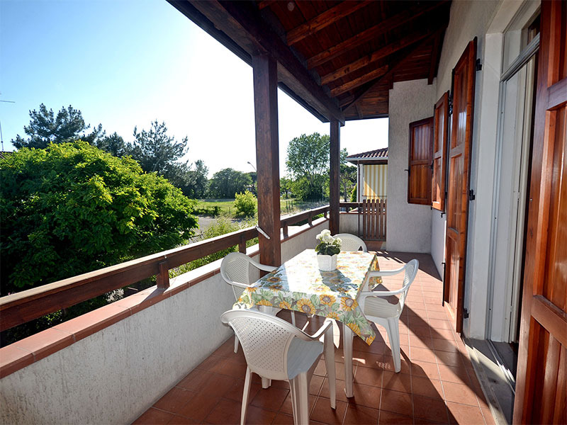 GERMANIA 60: Holiday Home with large terrace and barbecue for rent in Emilia Romagna's Seaside