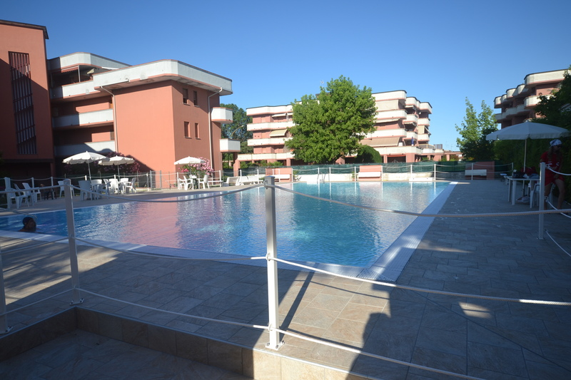 DUNA C 9: Italy, Adriatic sea, rent flat apartment in residence with pool