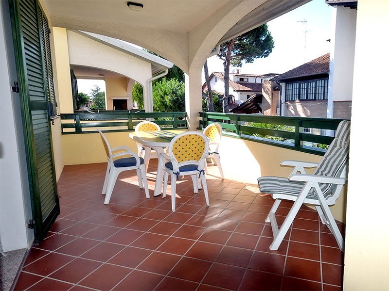 BELMAR 7:  Holiday home with large terrace near the sea in Emilia Romagna's Seaside