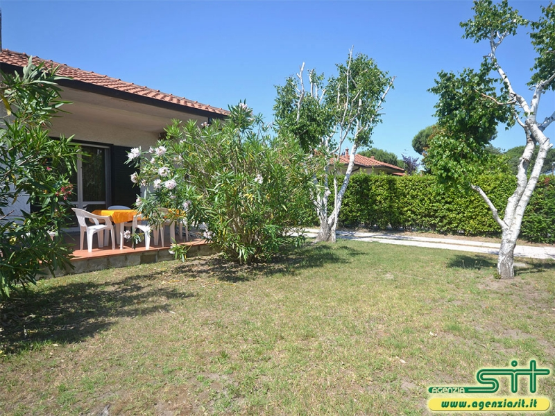 CLUB 1: Po Delta Park, rent completely renovated villa with large garden
