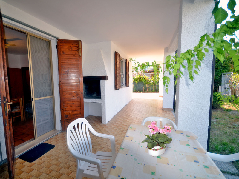 GHANA 1: holiday home near the sea with garden in Adriatic coast